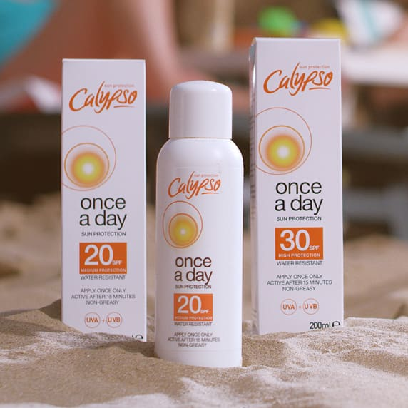 Calypso Returns to TV with 3 Part Ad Campaign - Linco care